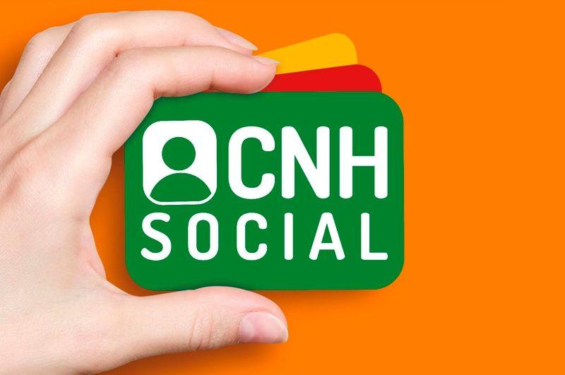 Fazer CNH Social 2020
